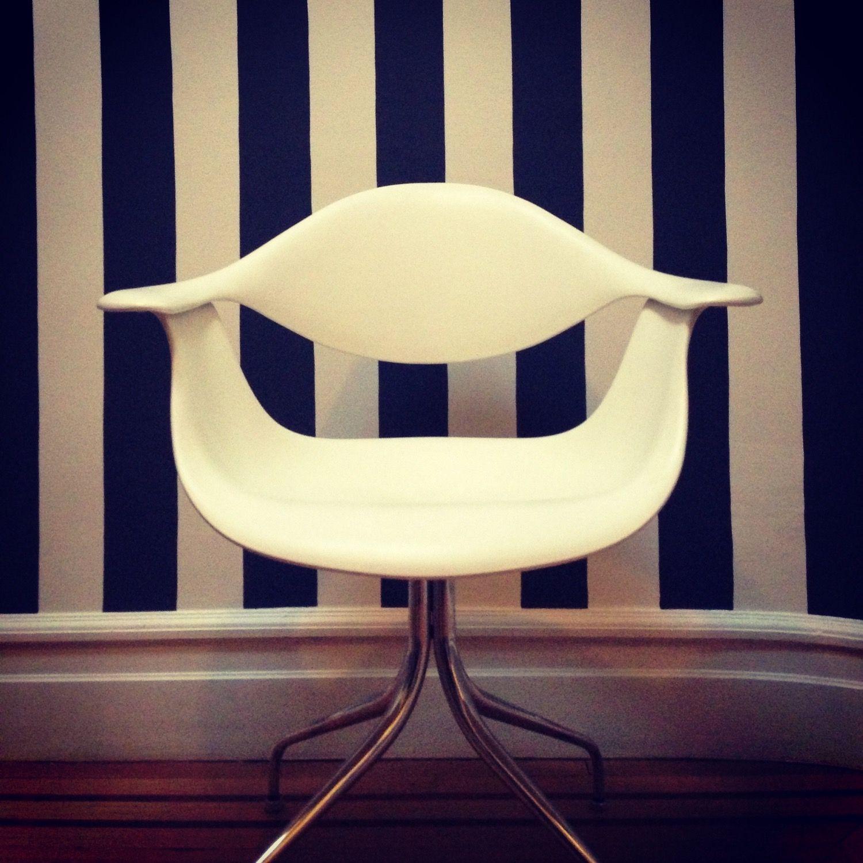 DIY Project Idea: Painted Black & White Striped Walls   Pinterest ...
