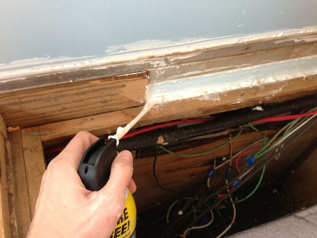 Foam Insulation | Replacing RV Paneling | RV Remodel | Nomadic Powers | Jil  U0026 Brannon