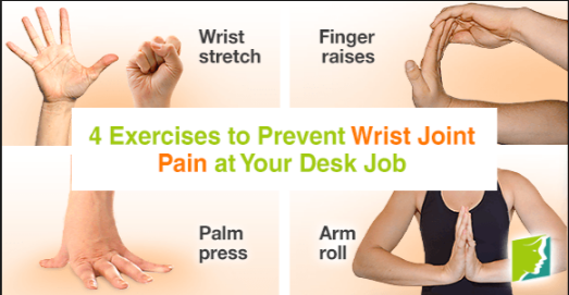 16+ Wrist stretches for pain trends
