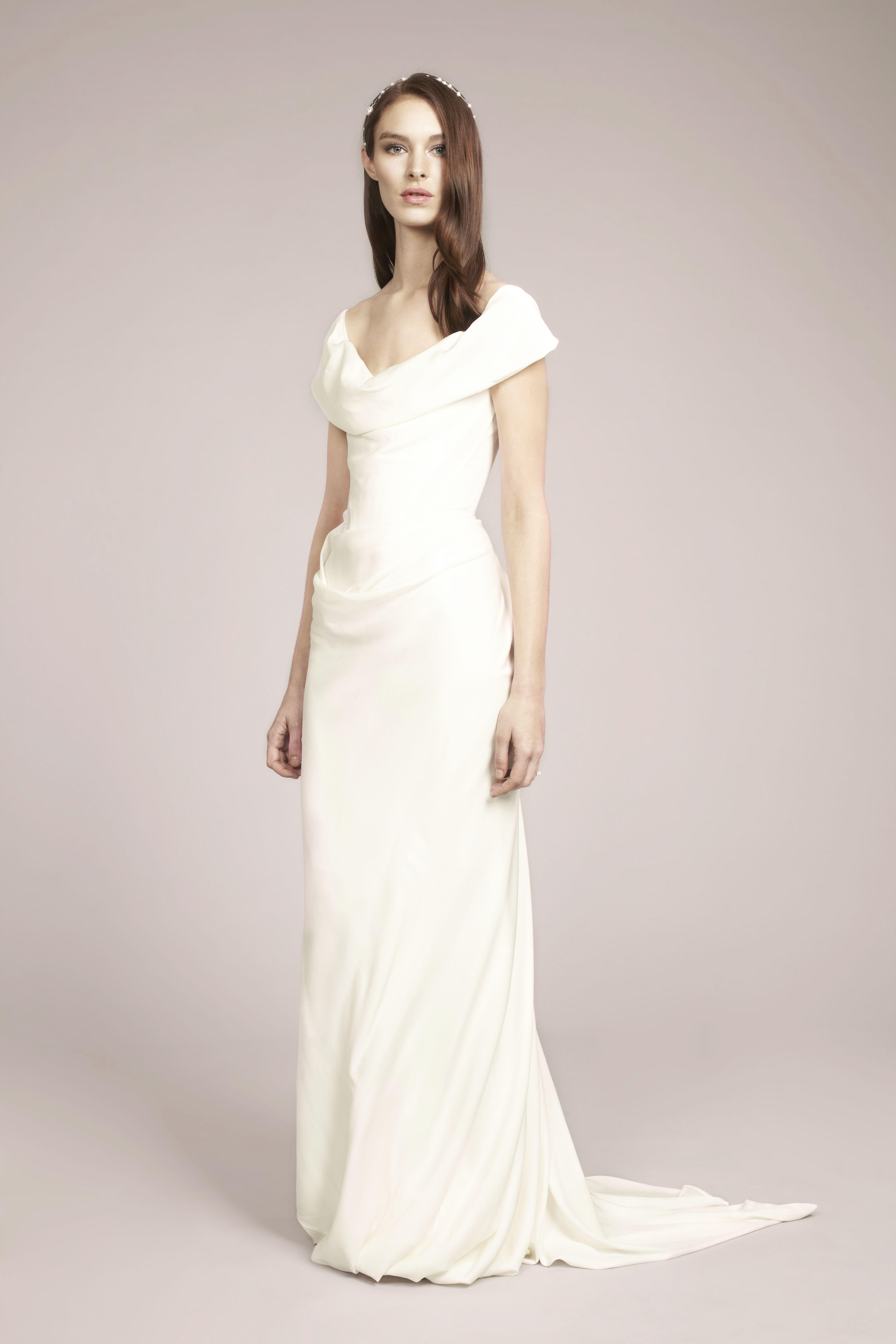 Vivienne Westwood ReadyToWear Long Cocotte Dresspretty