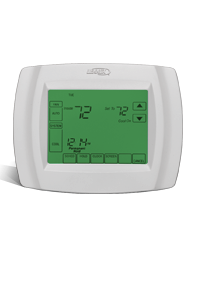 Comfortsense 5000 Series Touchscreen Thermostat Air Conditioner