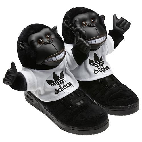 Adidas Originals by Jeremy Scott Gorilla Shoes | Products I