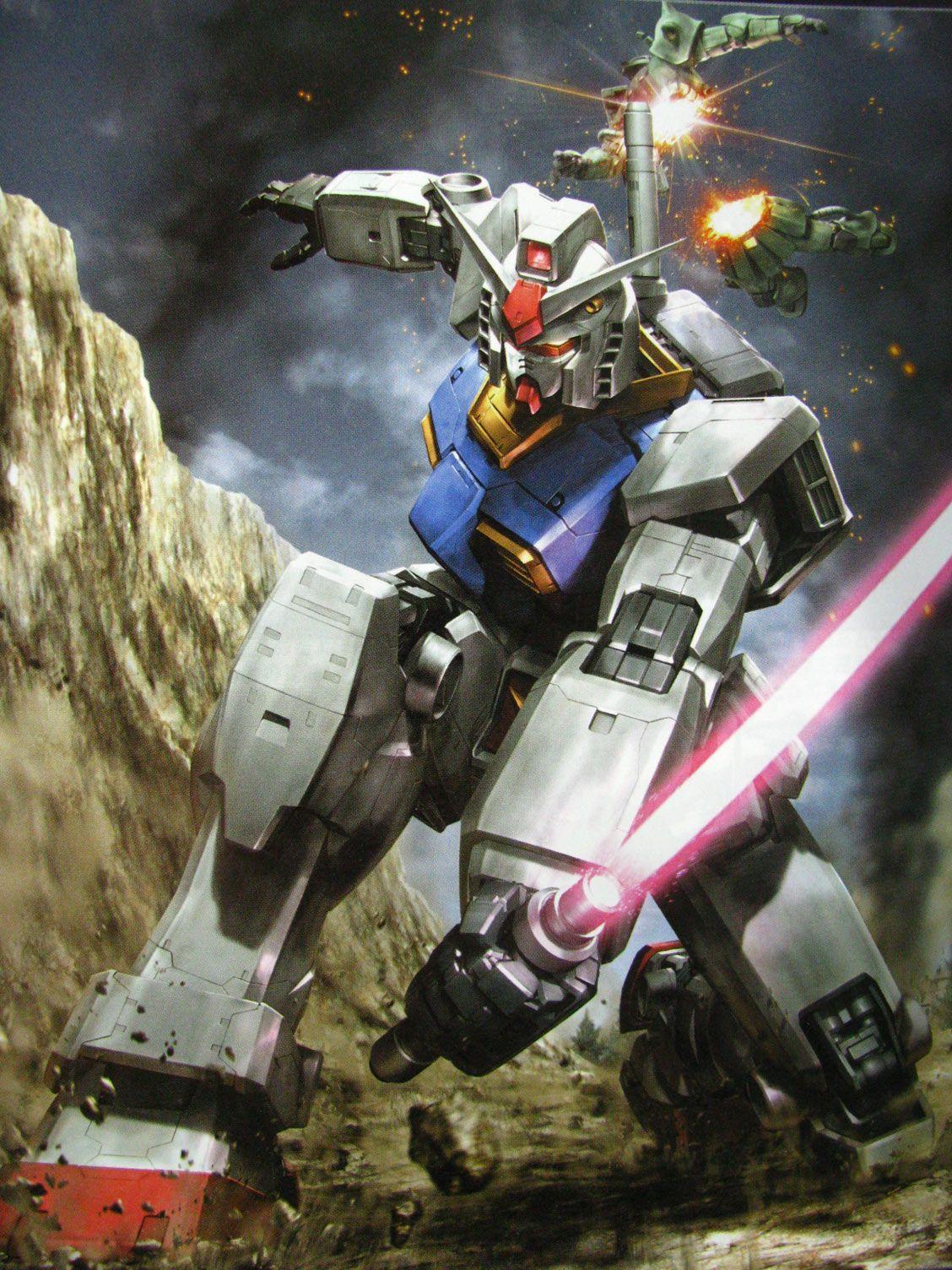 Rx 078 2 Slash Gundam Wallpapers Gundam Art Gundam