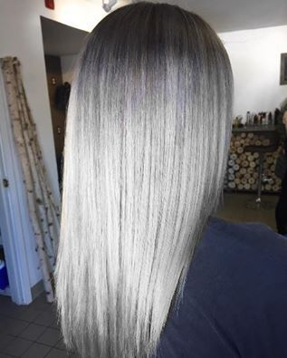Image Result For Silver Grey Fanola Toner Fanola Hair Colour