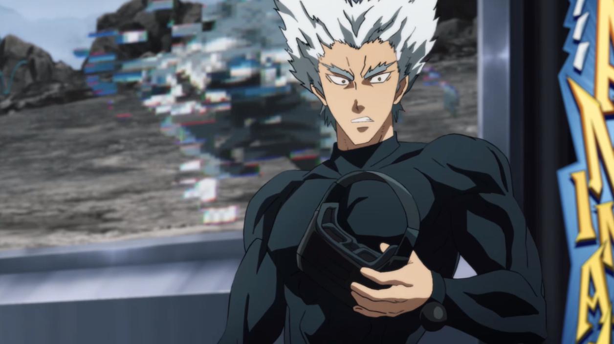 Garou 3 One Punch Man One Punch Man Season Anime Boyfriend