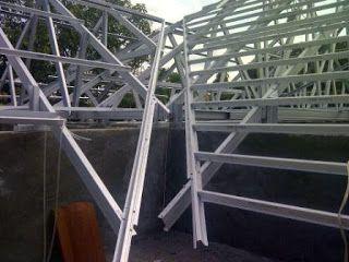 harga baja ringan murah depok spesialis jakarta barat dan renovasi atap 081291991539