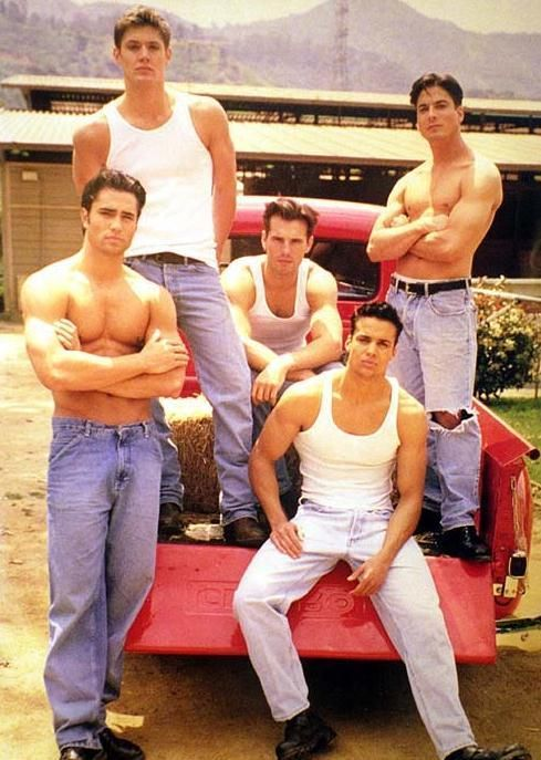 mexican gay models