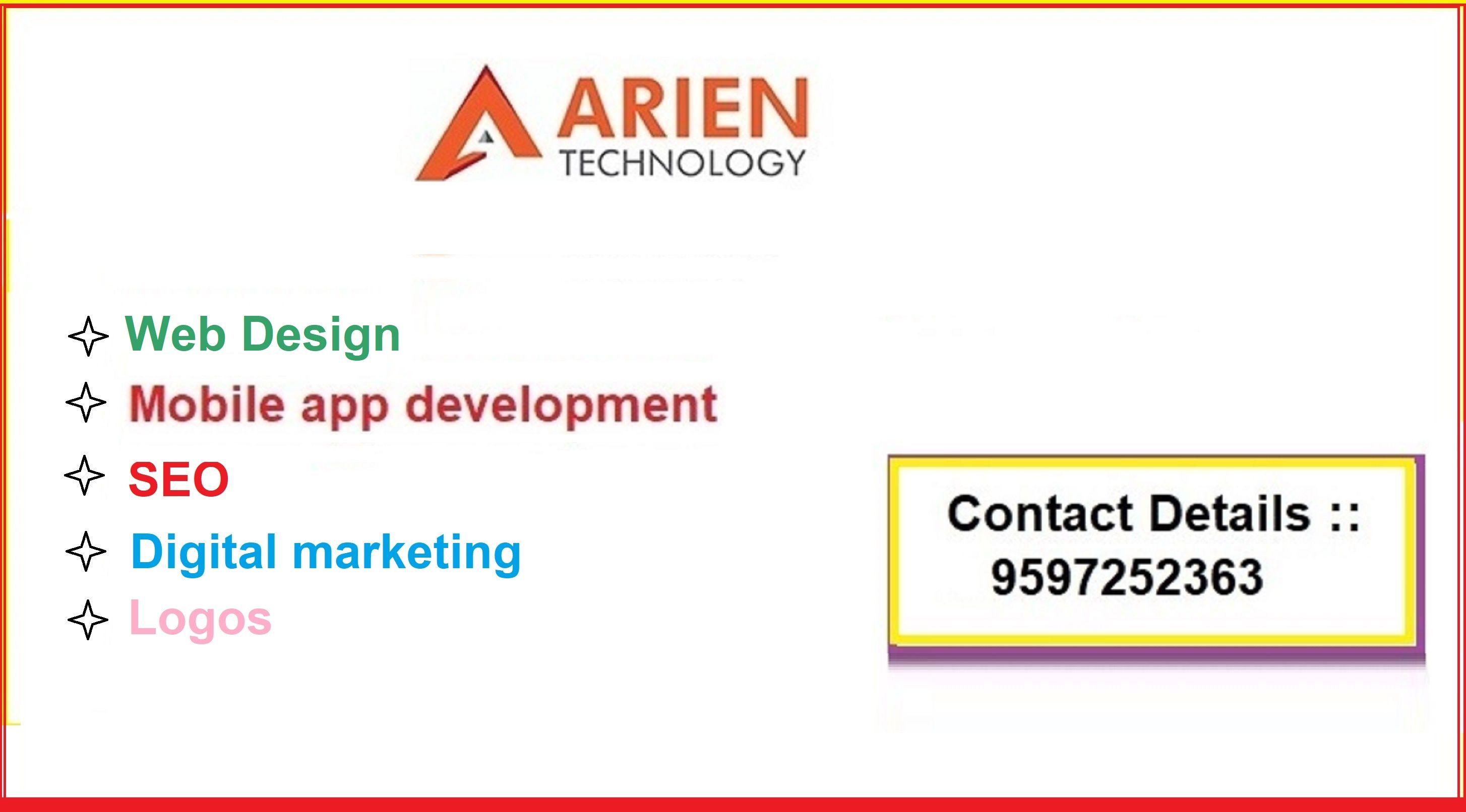 OUR SERVICES 1. Responsive Websites 2. Web Development 3