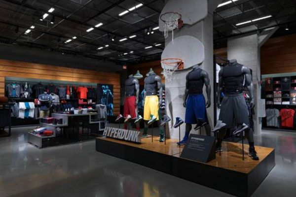 Inside Nikes Newly Launched Four Story Chicago Concept Store