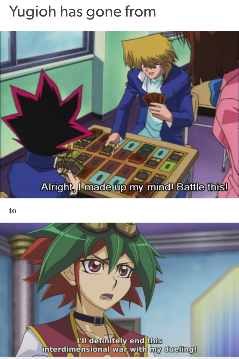 22 Dank Anime Memes You D Probably Send To Your Friends Dank Anime Memes Anime Funny Funny Yugioh Cards