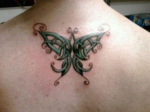 Feminine Celtic Tattoo 25 Elegant Celtic Tattoos For Women