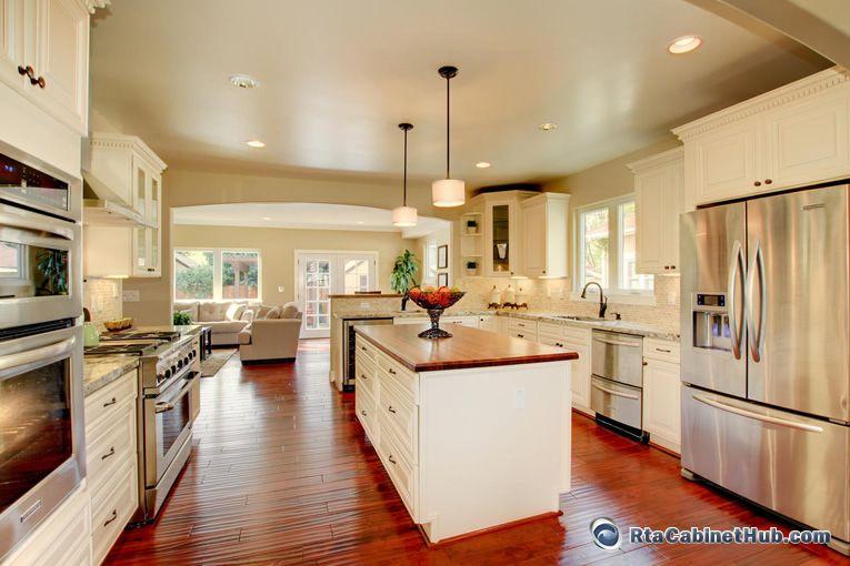 Cream Maple Glaze French Vanilla Rta Kitchen Cabinets Kitchen Redesign Assembled Kitchen Cabinets Rta Kitchen Cabinets