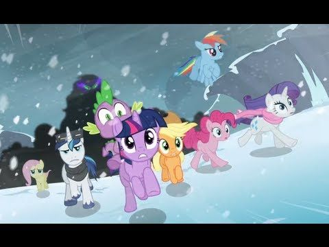 My Little Pony Friendship Is Magic The Crystal Empire My Little Pony Friendship Little Pony My Little Pony