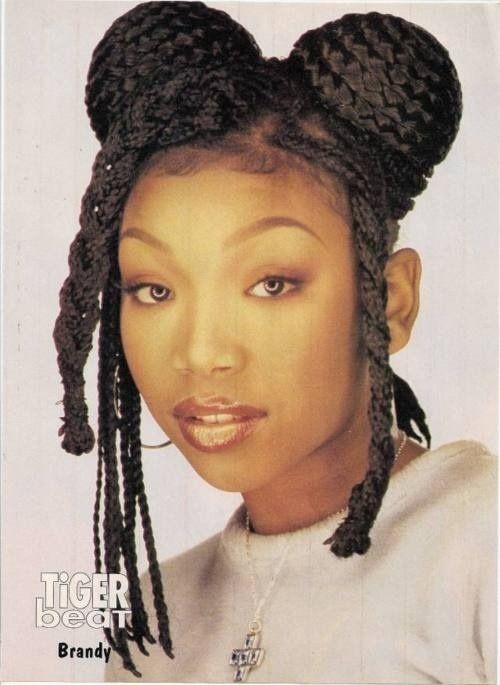 Brandy Hair Inspiration Hair Styles 90s Hairstyles