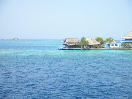 La maravilla de las Islas del Rosario