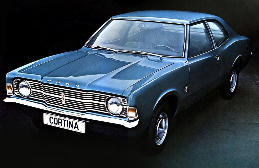 1970 Ford Cortina Our First Cortina We Had 5 Or 6 Through The