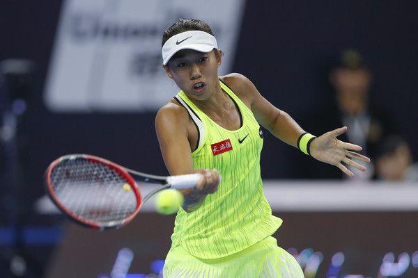 Zhang Shuai Photos Photos 2016 China Open Day Four Tennis Center Tennis Women