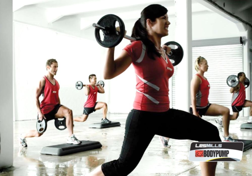 Body Pump at Home (playlist, weight selection, and exercises)   Well of Health