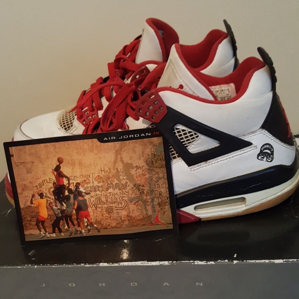 competitive price 2dee3 b400c Jordan Shoes | Jordan Retro 4 Spike Lee Edition | Color: Red ...