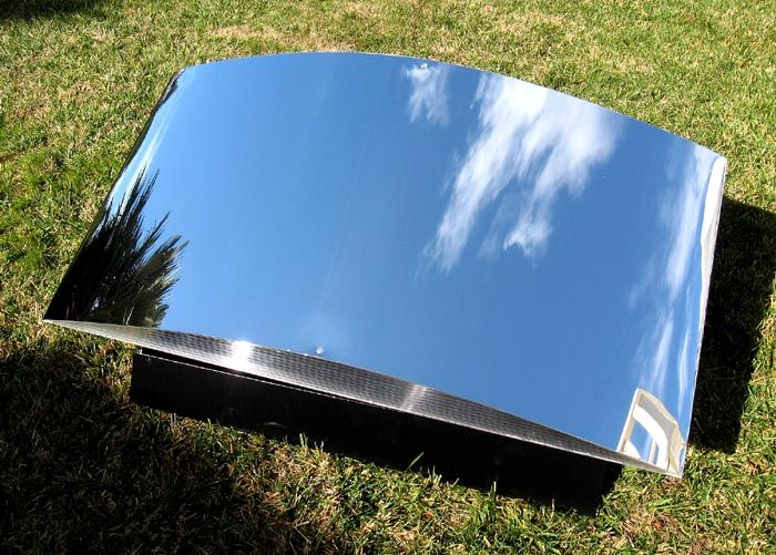 Cleardome Solareflex Aa Mirror Surface Flat And Bendable