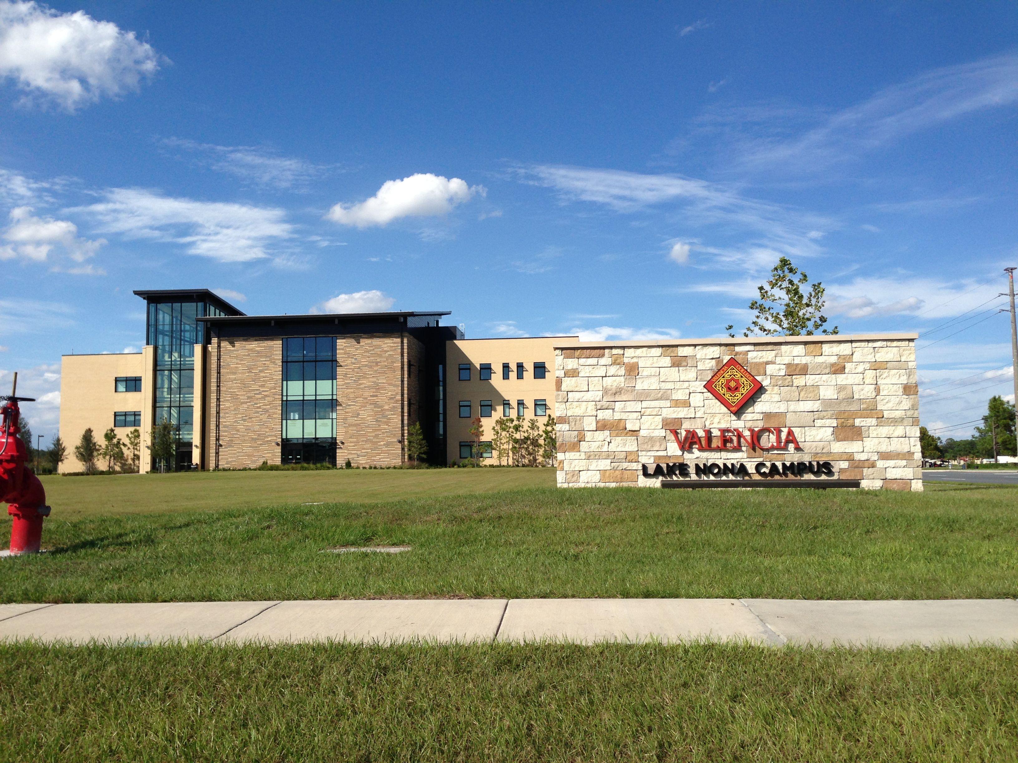Valencia munity College s new campus in Lake Nona