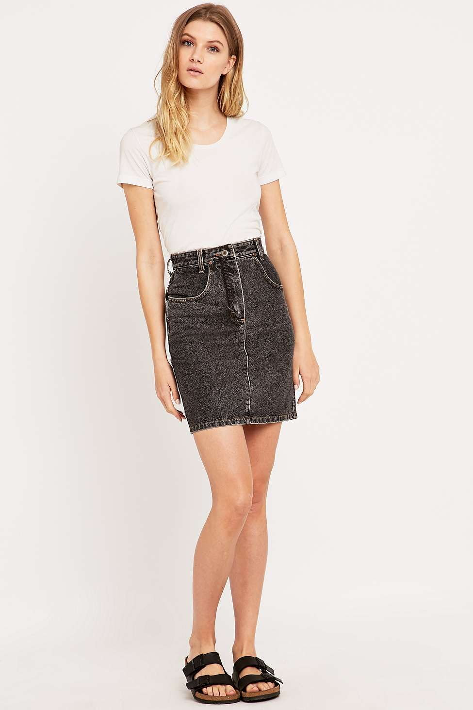 Lee Pencil Skirt Jupe Femme