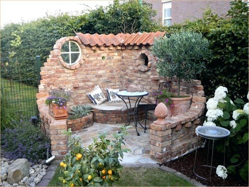 9 Present Sitzecke Garten Gestalten