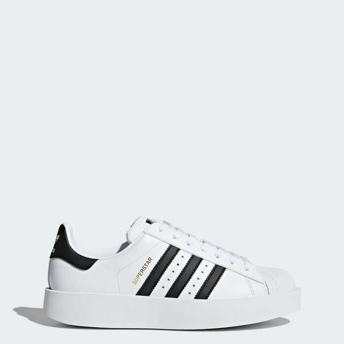 Superstar Bold Platform Shoes | Adidas superstar, Adidas ...