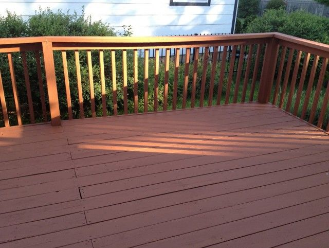 Behr Semi Transpa Deck Stain Reviews