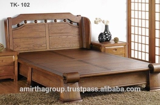 Source Teak Wood Double Bed On M Alibaba Com Bed Design Bedroom Furniture Design Country Bedroom Furniture