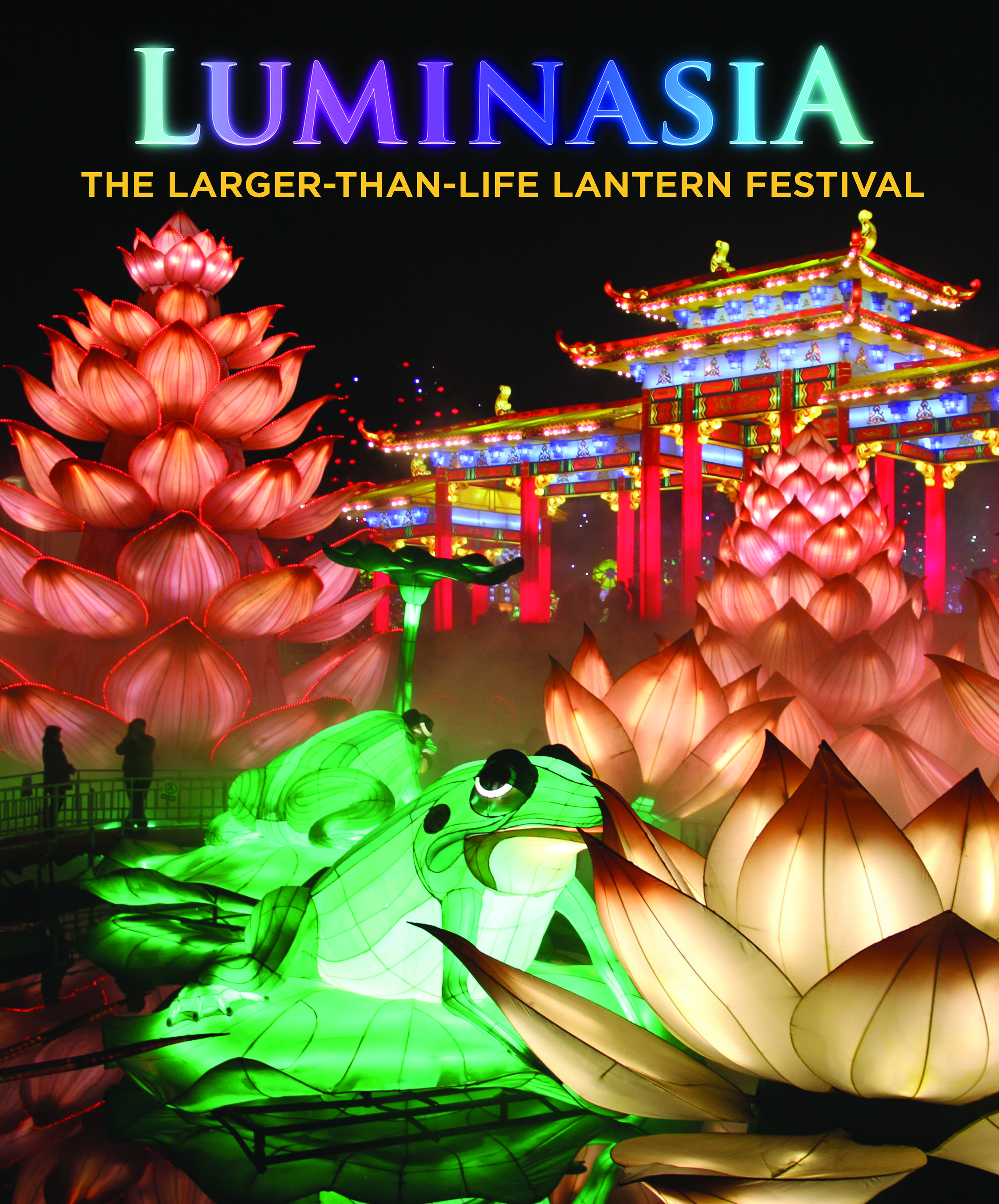 Luminasia Is Coming To Lacf Images Are Representative Of