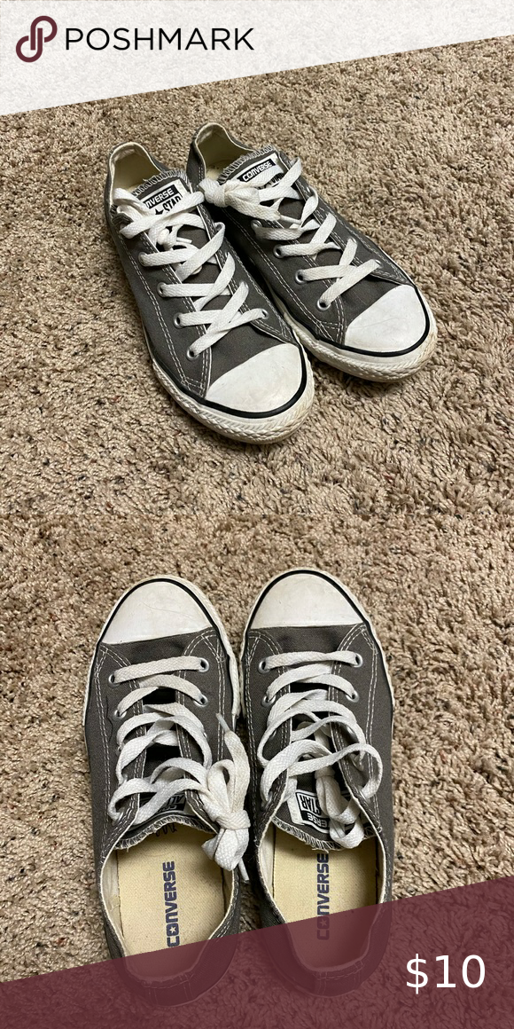 Converse - Youth size 3 comparable to