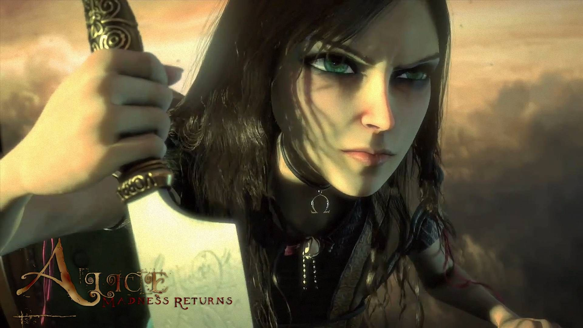 Alice Madness Returns Walkthrough Chapter 2 alice madness returns 1080p high quality   hueputalo
