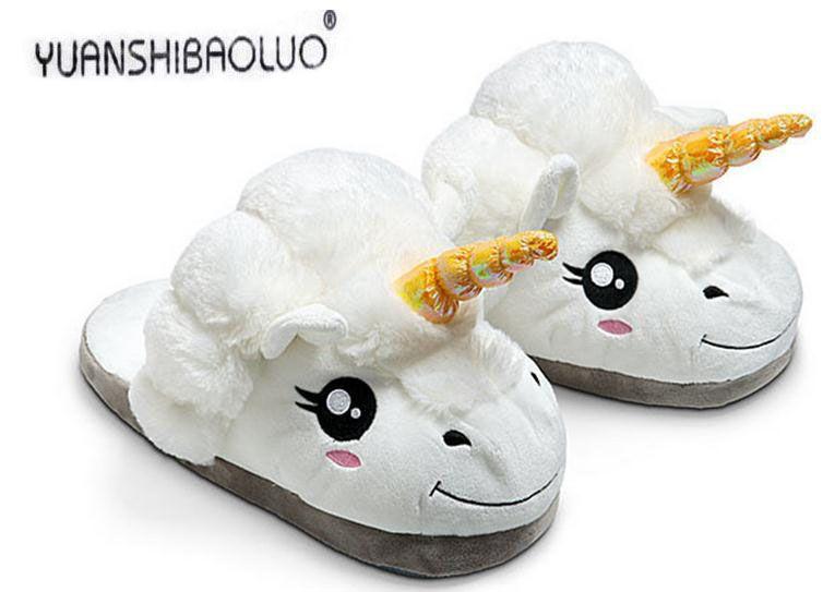 $4.51 (Buy here: https://alitems.com/g/1e8d114494ebda23ff8b16525dc3e8/?i=5&ulp=https%3A%2F%2Fwww.aliexpress.com%2Fitem%2FCreative-unicorn-slippers-for-Male-and-Female-Adult-pantoufle-femme-Plush-Funny-Home-Shoes-pantufas-de%2F32745967730.html ) Creative unicorn slippers for Male and Female Adult pantoufle femme Plush Funny Home Shoes pantufas de pelucia lover gifts for just $4.51