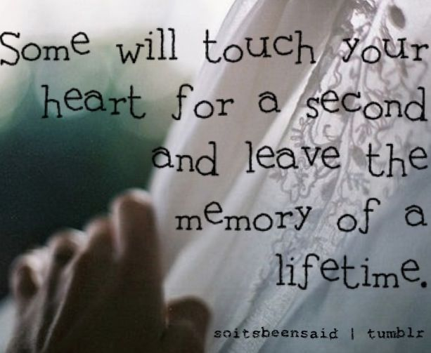Quote Quotes Quotation Quotations Touch Heart Leave