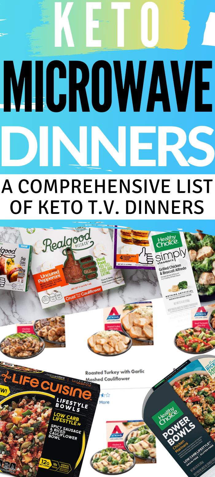 keto t v dinners a comprehensive