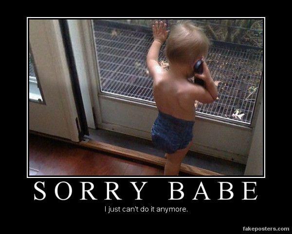 Sorry Babe