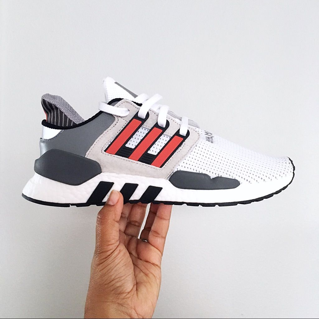 adidas Shoes | Mens Adidas Eqt Support 9118 White Shoes
