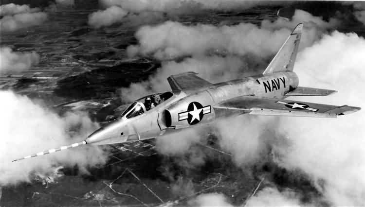 Grumman G-98 F11F Tiger