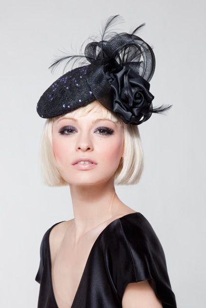 Hat ideas for the Toppstar wedding... Get Ahead Hats - designer hats ... 4afec4a7447