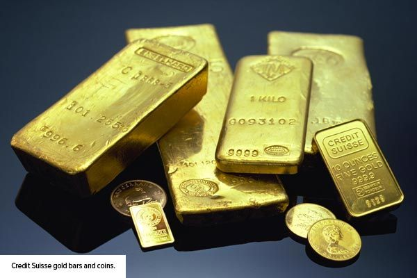 Top 10 Countries With The Largest Gold Reserves Gold Pinterest