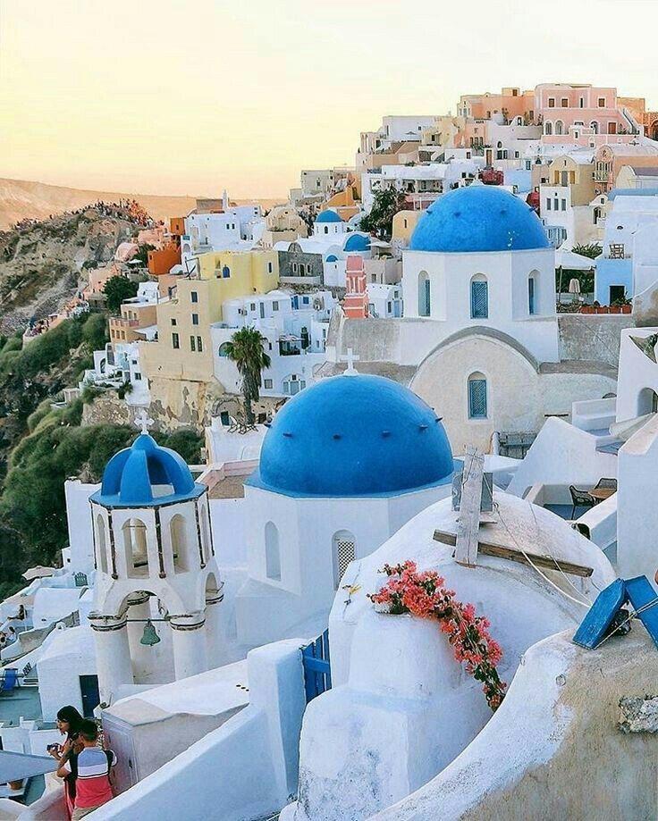 Santorini love   Places to travel, Santorini greece ...