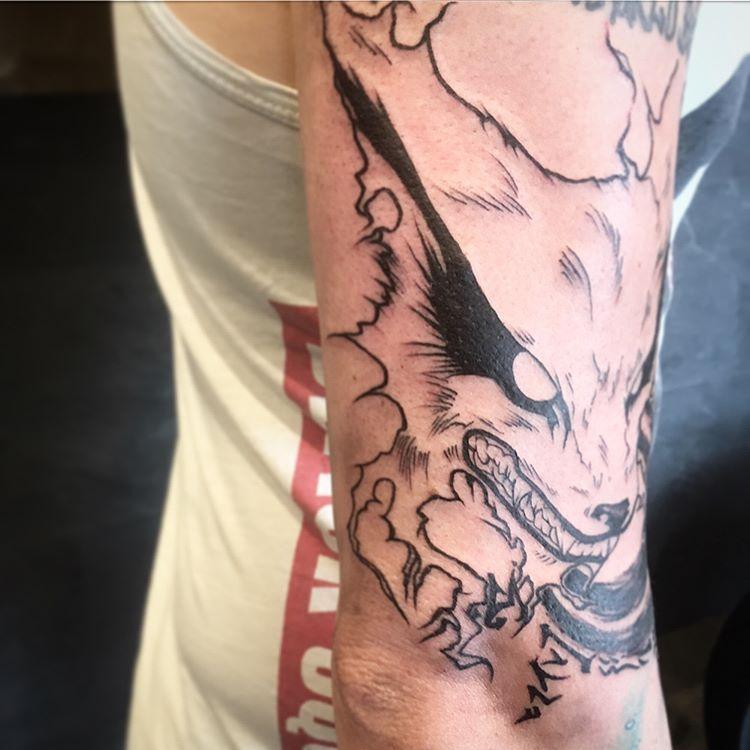 Kurama from Naruto