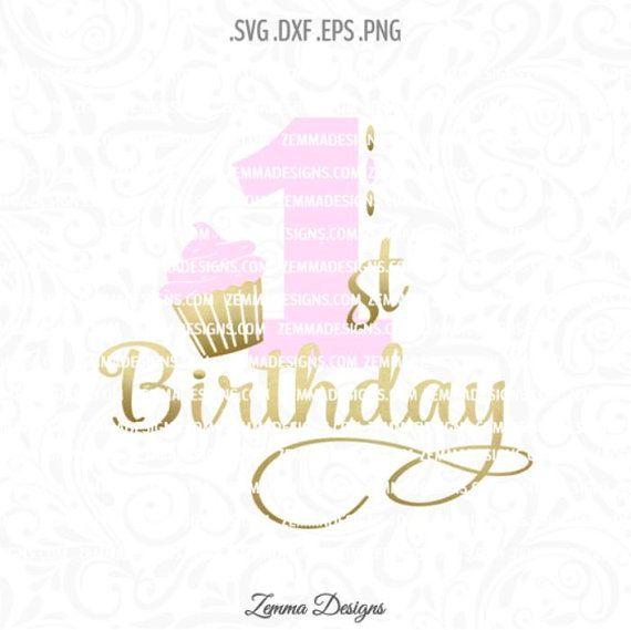 18++ 1st birthday svg free trends
