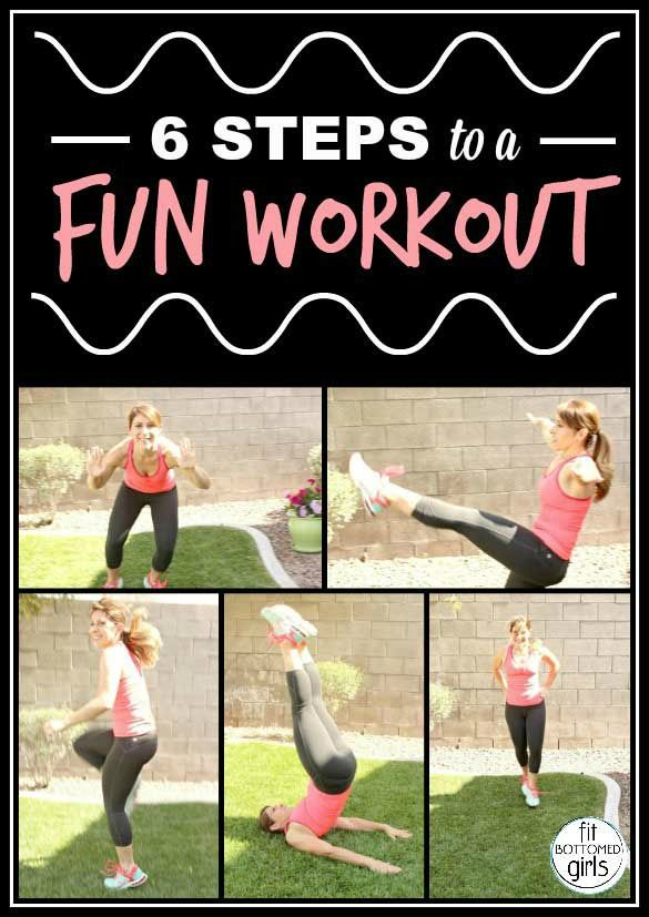 Get in touch with your inner kid with this fun workout!
