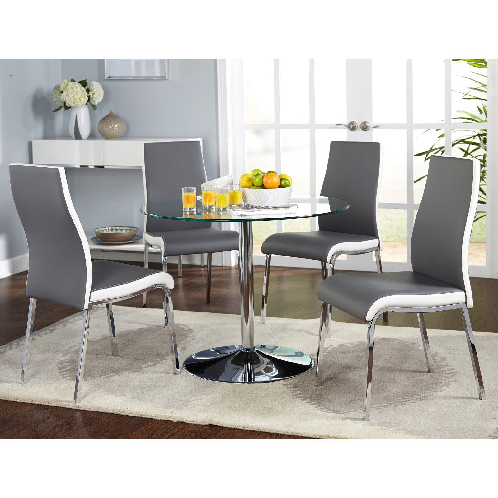 Target Marketing Systems Nora 5 Piece Dining Table Set   Products in