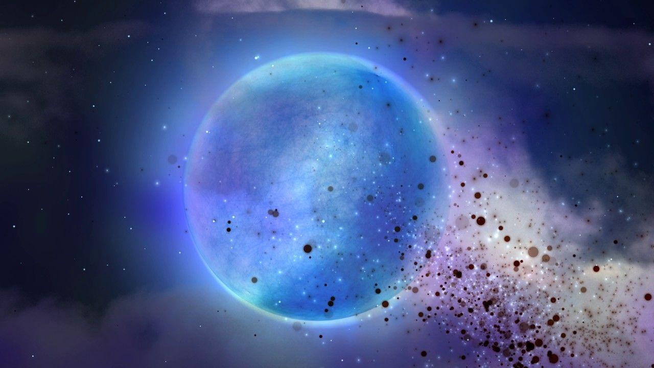 Epic 4k moving background for lyric videos 4k blue moon - 4k moving wallpaper ...
