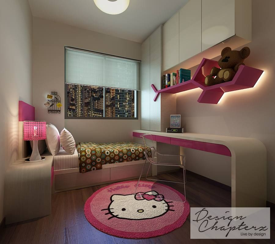 Credit Design Chapterz When Designing A Children S Bedroom Whether We Have A