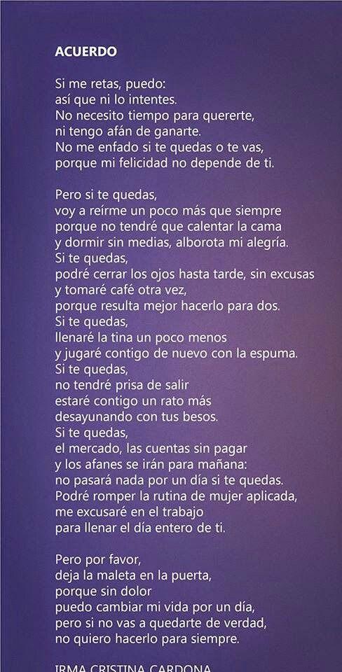 Irma Cristina Cardona Frases De Amor Frases Love Y Frases