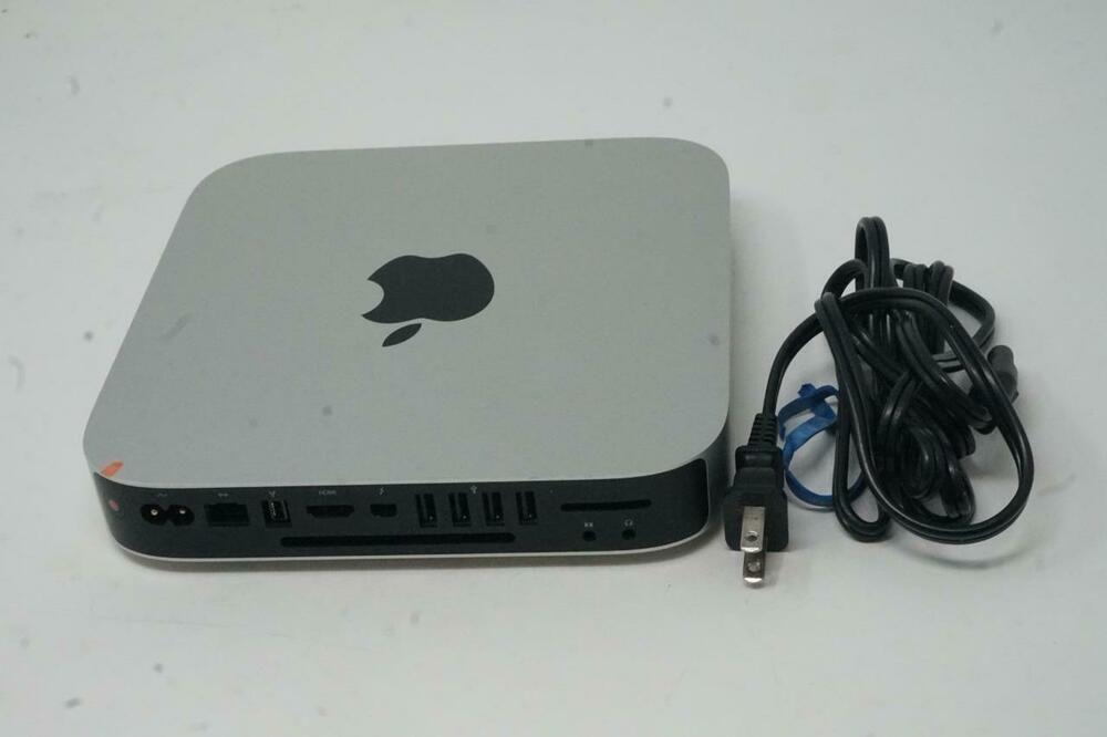 8GB RAM MEMORY UPGRADE FOR APPLE MAC MINI Core i5 2.5GHZ A1347 LATE 2012